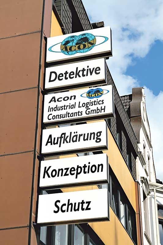 ACON Industrial Logistics Consultants GmbH